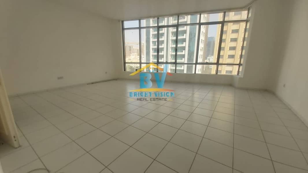 2 Steal Deal..!! Classy 3 Bedroom + Maids Room  Apartment in Khalifa Street