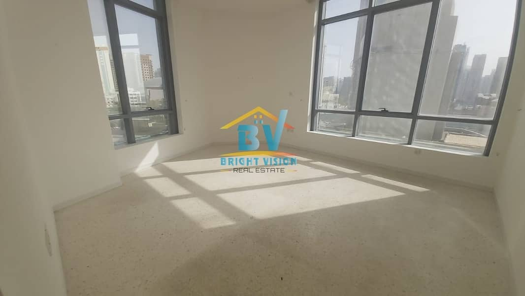 13 Steal Deal..!! Classy 3 Bedroom + Maids Room  Apartment in Khalifa Street