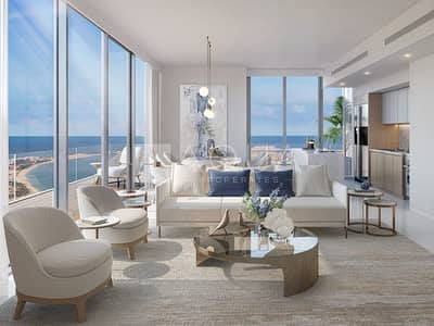 فلیٹ 2 غرفة نوم للبيع في دبي هاربور، دبي - Luxury 2 BR with amazing Dubai Eye view
