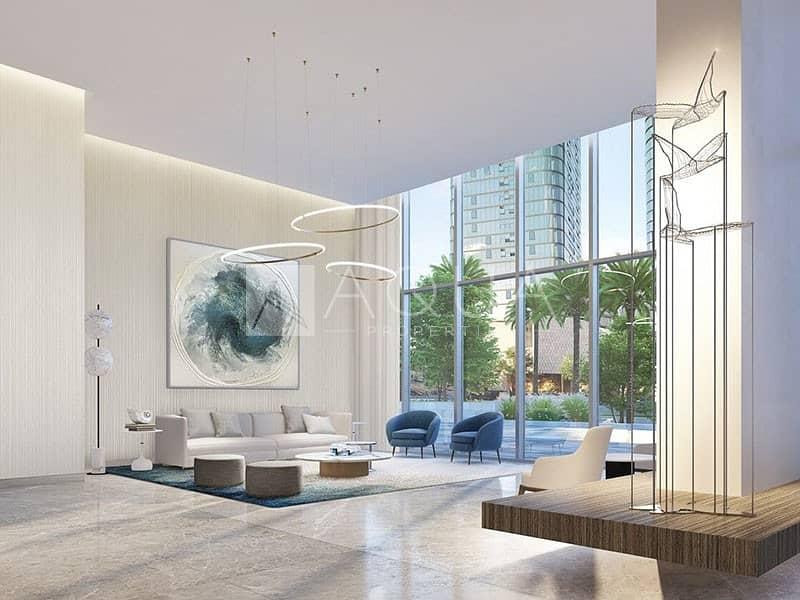 2 Luxury 2 BR with amazing Dubai Eye view