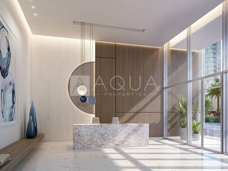 10 Luxury 2 BR with amazing Dubai Eye view