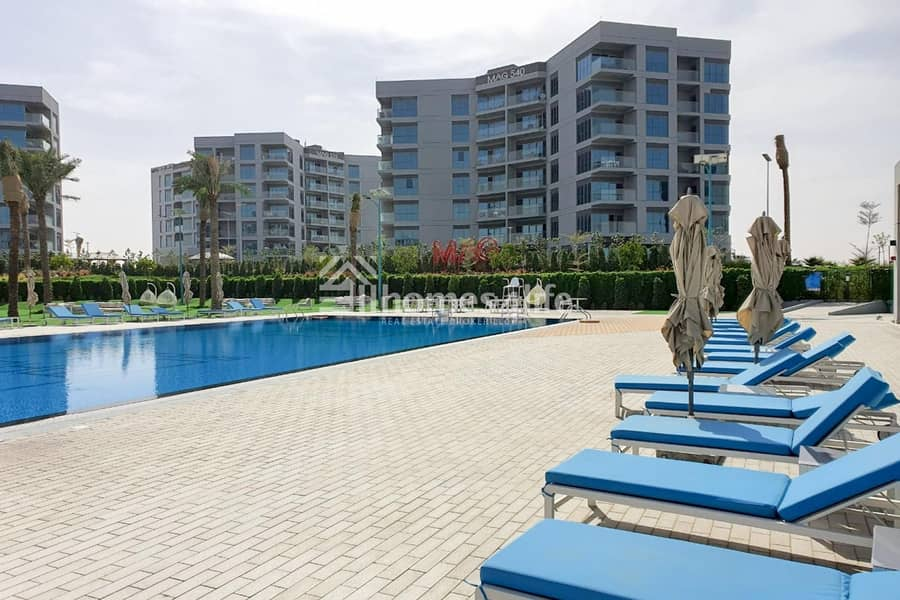 1 Brand New| Decent Size Studio| With Balcony| Low Price| Near Expo Site| Good Community| Multiple Options