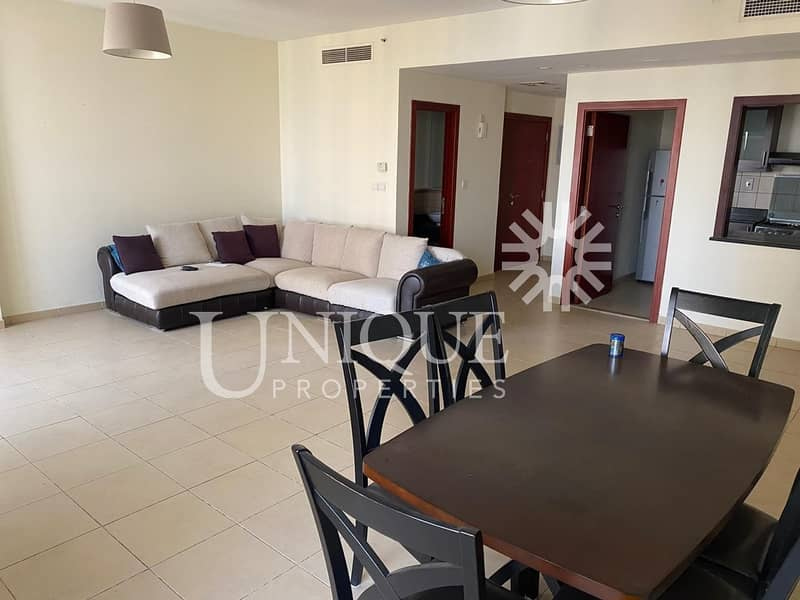 12 Chqs On Murjan1 |  2Bed with Marina View