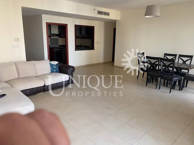 2 12 Chqs On Murjan1 |  2Bed with Marina View