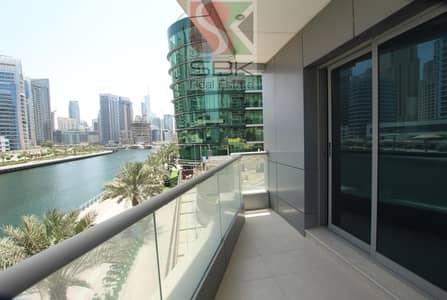 2 Bedroom Apartment for Rent in Dubai Marina, Dubai - Full Canal View | 2BHK | 1400sqft |  Marina 1st