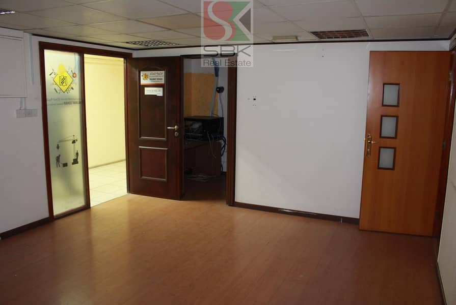 9 Office Available In Abu Hail