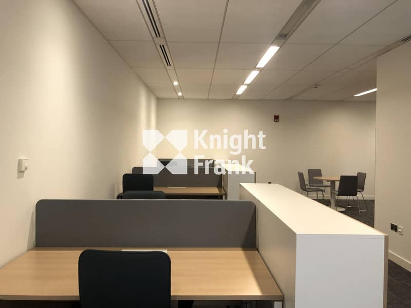 Fully Furnished Offices for Rent / Al Maryah Island Abu Dhabi
