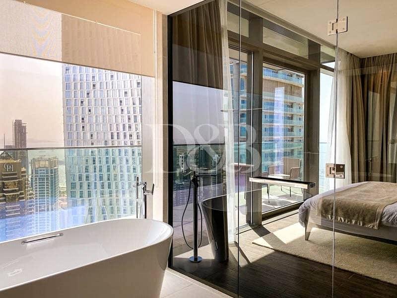 2 Stunnign Full Marina View | 3 Beds on Podium