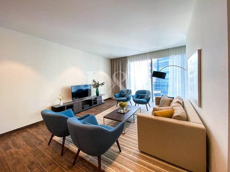 10 Stunnign Full Marina View | 3 Beds on Podium