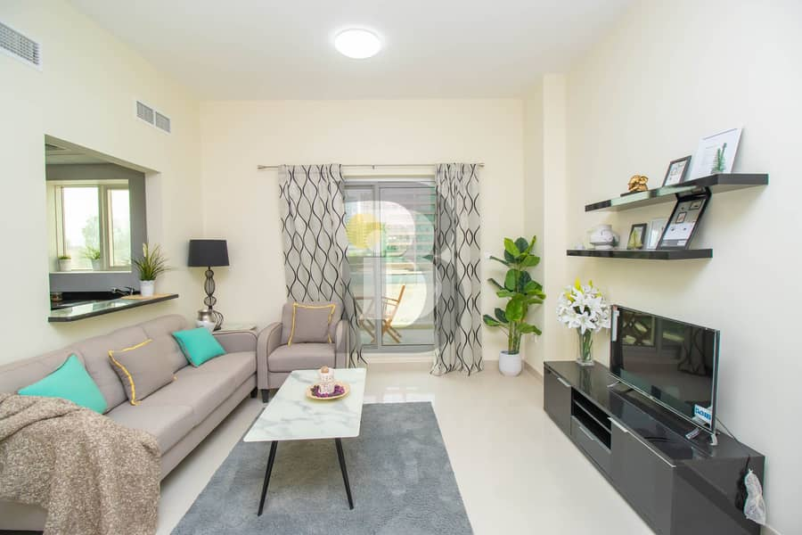 2 285K ! Spacious Studio ! Sports City |Zero Commission ! BOOK NOW