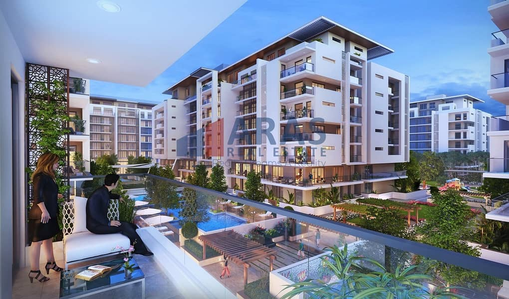 9 Investment Deal Modern Living Spacious 1bhk