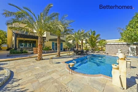4 Bedroom Villa for Sale in Jumeirah Park, Dubai - 4 Bed + maids | Regional | District 3