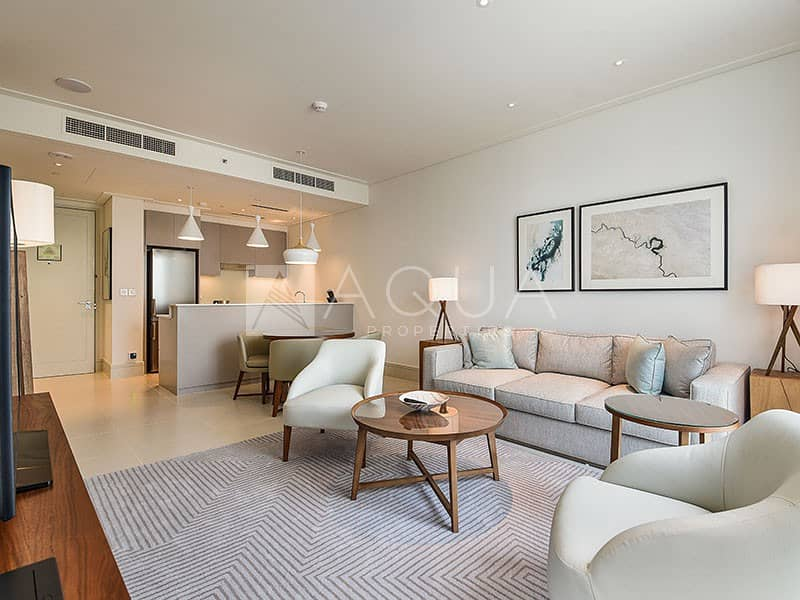 2 Serviced | High floor | Luxury finishing