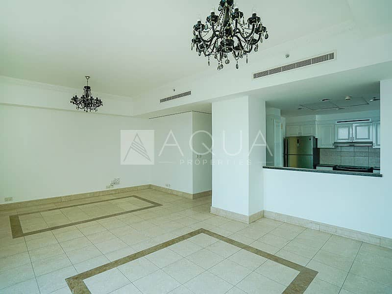 2 High Floor | Vacant Now | Stunning Marina View
