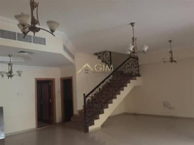 4 Bedroom Villa for Rent in Mirdif, Dubai - Ready villa 4 BR+Maid+Storage+Laundry for rent near exit  of Mirdif