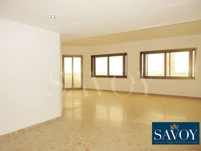 3 Bedroom Apartment for Rent in Tourist Club Area (TCA), Abu Dhabi - No Commission - 3BR +  parking + 1 month free