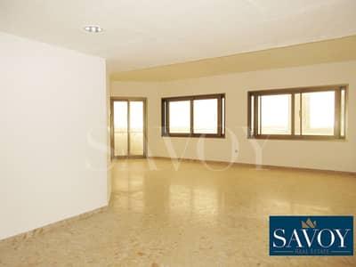 شقة 3 غرف نوم للايجار في منطقة النادي السياحي، أبوظبي - شقة في منطقة النادي السياحي 3 غرف 75000 درهم - 4769742