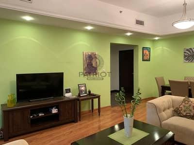 فلیٹ 2 غرفة نوم للايجار في أبراج بحيرات الجميرا، دبي - Upgraded apartment and Furnished in 12 Cheques