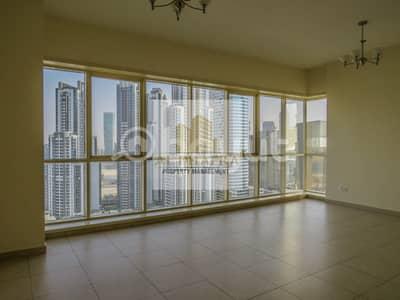 فلیٹ 2 غرفة نوم للايجار في الخليج التجاري، دبي - Next to Metro Station | 2 Balcony | Free Chiller