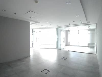 Office for Rent in Business Bay, Dubai - Glass Partitioned  High Floor Near Metro