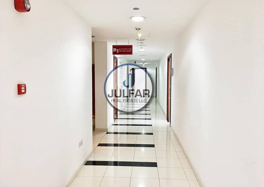 2 Partitioned Office FOR RENT in Julphar Tower R.A.K