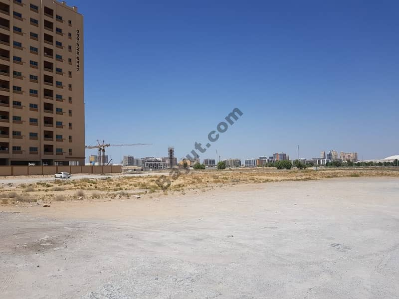 Land for Residential Building Construction G+13
