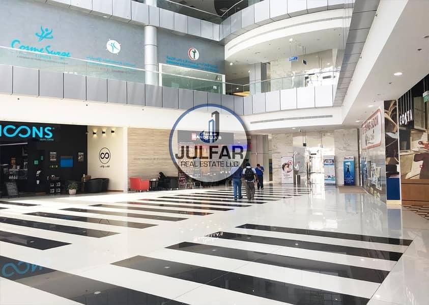 2 1 BHK Apartment FOR RENT in Julphar Tower