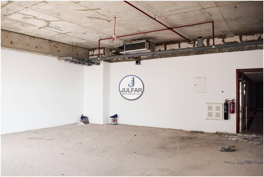 2 2 Shell & Core Offices FOR RENT Julphar Tower RAK.