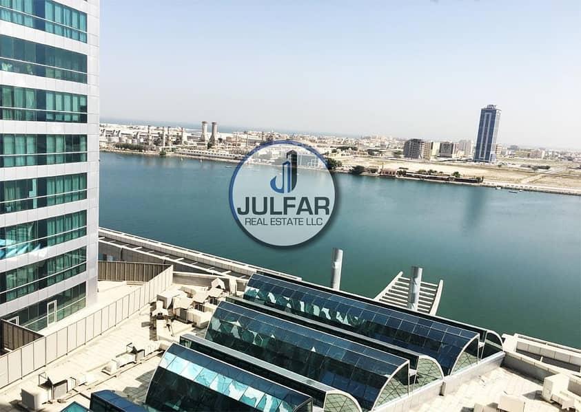 15 Beautiful Office FOR RENT in Julphar Tower