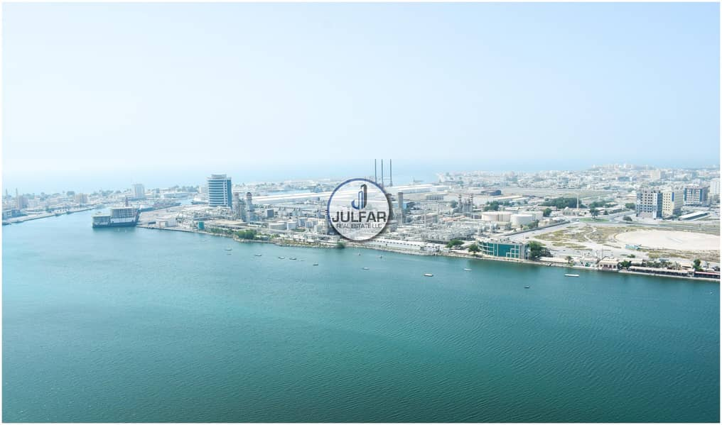 13 *SEA VIEW* Furnished Office FOR RENT Julphar Tower