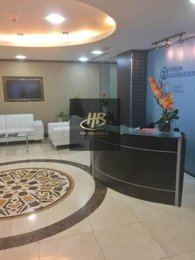 Office for Sale in Jumeirah Lake Towers (JLT), Dubai - Lake View | Fully Furnished