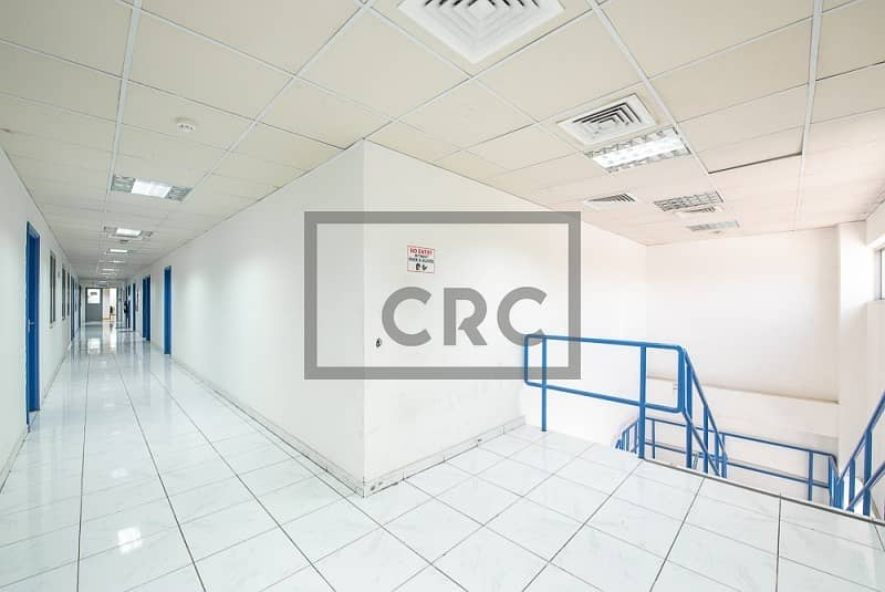 Ready Warehouse for sale in DIP with 12% ROI
