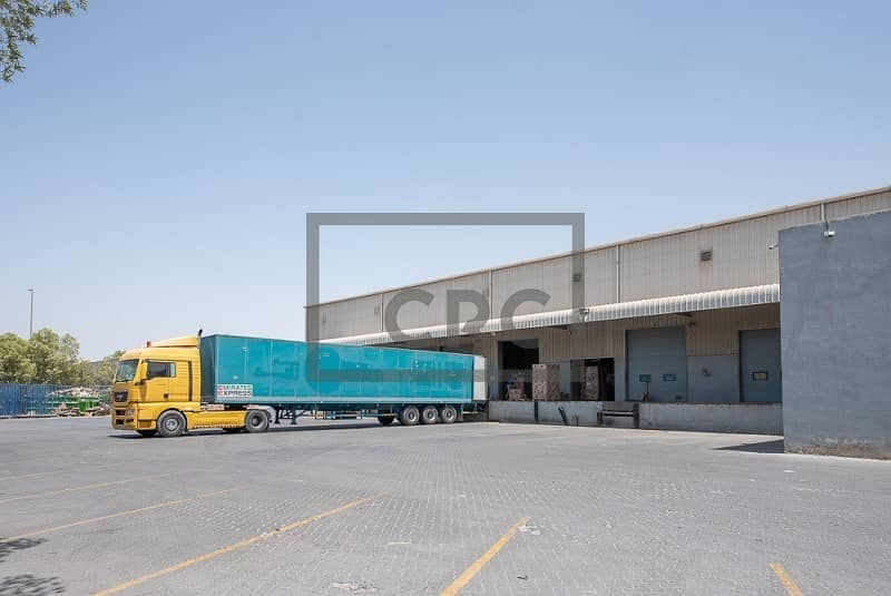 2 Ready Warehouse for sale in DIP with 12% ROI