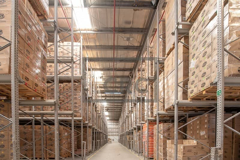 16 Ready Warehouse for sale in DIP with 12% ROI