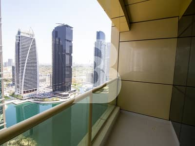 فلیٹ 1 غرفة نوم للايجار في أبراج بحيرات الجميرا، دبي - PRICE REDUCED 1BHK WITH METRO ACCESS JLT