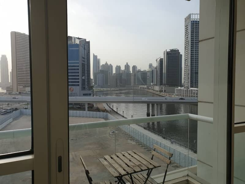 2 Canal view Unit   Unfurnished 1Br   Mayfair