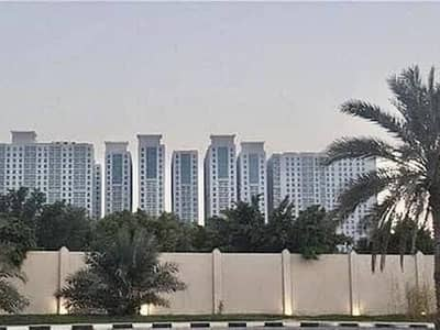 BRAND NEW TWO BED ROOM HALL FLAT IN CITY TOWER AJMAN WITH FREE CHILLER A/C