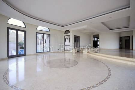 5 Bedroom Villa for Sale in Palm Jumeirah, Dubai - Vacant French Riviera | High Number