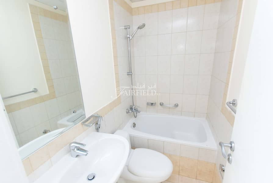 11 2BR + Study TH  With Wooden Flooring | Close to Lake