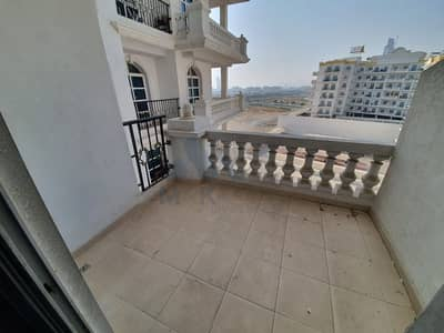 1 Bedroom Apartment for Rent in Dubai Production City (IMPZ), Dubai - 6 Cheques | 30 Days Grace Period | With Balcony