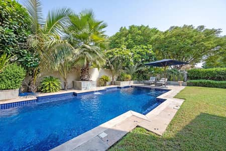 3 Bedroom Villa for Sale in Arabian Ranches, Dubai - One of a Kind | Single Row | Lovingly Modified