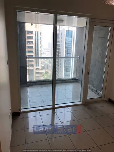 فلیٹ 1 غرفة نوم للايجار في دبي مارينا، دبي - شقة في برج سلافة دبي مارينا 1 غرف 50000 درهم - 4770243