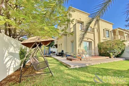 3 Bedroom Villa for Rent in The Springs, Dubai - 3 Bedrooms   End Villa   Well Maintained