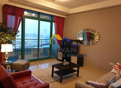 1 BED ROOM | MODERN FURNISHED | SEA VIEW