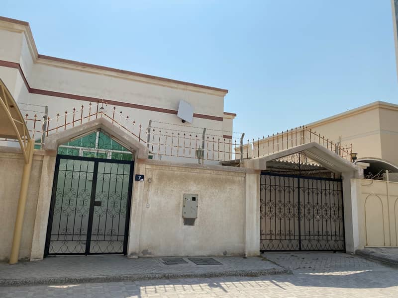 Excellent location house on a main street in Al Sabkha