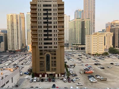 2 Bedroom Apartment for Sale in Al Khan, Sharjah - Two Bedroom hall  Flat for sale  with view over lake