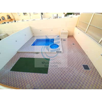 5 Bedroom Villa for Rent in Al Barsha, Dubai - **DEAL**MASSIVE PRIVATE 5 BR-PVT POOL-ALL MASTER-1 ROOM DOWN-PVT GARDEN-MAID VILLA IN AL BARSHA 1