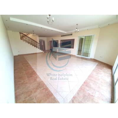 5 Bedroom Villa for Rent in Al Garhoud, Dubai - **2 MONTH FREE**MASSIVE PRIVATE 5 BR-PVT GARDEN-ALL MASTER-1 ROOM DOWN-2 KITCHEN-MAID VILLA IN GARHOUD