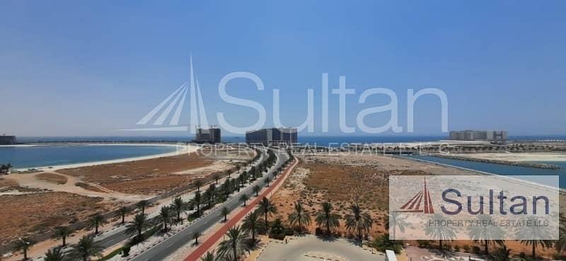 2 Sea View 1 Bedroom in Marjan Island Resort  For Rent !