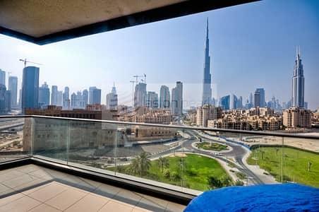 فلیٹ 2 غرفة نوم للبيع في وسط مدينة دبي، دبي - Spacious 2 Bedrooms Unit  | South Ridge 4 For Sale